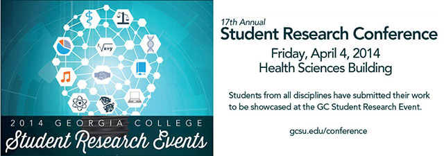 17th Annual GC Student Research Events