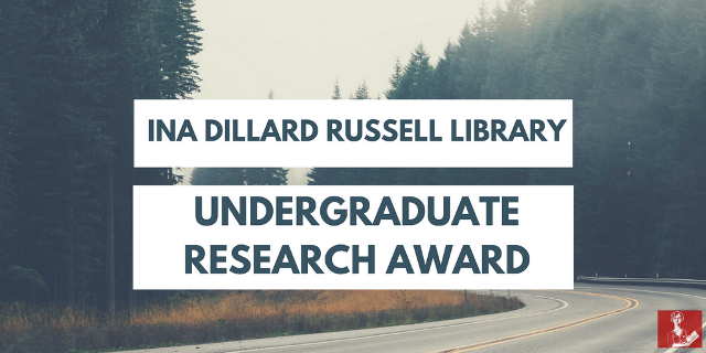 Russell Library Undergraduate Research Award
