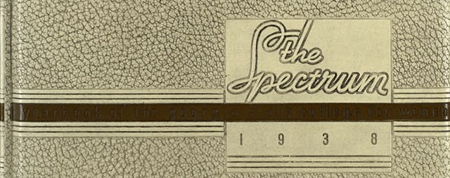 The Spectrum and other Yearbooks