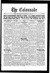 Colonnade April 7, 1926