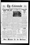 Colonnade December 17, 1926