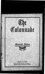 Colonnade January 17, 1927