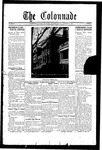 Colonnade November 19, 1927