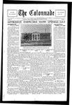 Colonnade September 29, 1928
