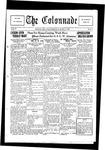 Colonnade November 12, 1928