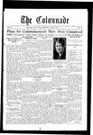 Colonnade May 10, 1929