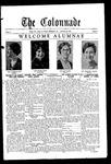 Colonnade November 26, 1929