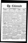 Colonnade October 18, 1930