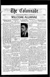 Colonnade November 22, 1930