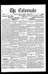 Colonnade December 6, 1930