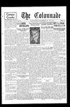 Colonnade April 6, 1931