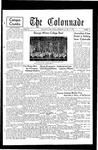 Colonnade May 11, 1931