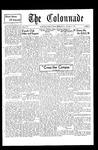 Colonnade November 2, 1931