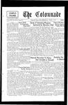 Colonnade November 17, 1931
