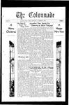 Colonnade December 19, 1931