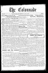 Colonnade January 19, 1932