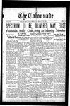 Colonnade April 18, 1932