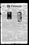 Colonnade May 23, 1932