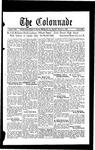 Colonnade October 11, 1932