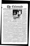Colonnade November 1, 1932