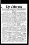 Colonnade November 15, 1932