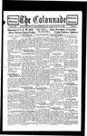 Colonnade November 22, 1932