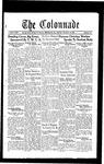 Colonnade December 13, 1932