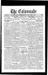 Colonnade April 11, 1933
