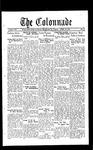Colonnade April 18, 1933