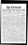 Colonnade May 2, 1933