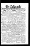 Colonnade November 13, 1933