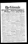 Colonnade November 24, 1933
