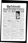 Colonnade December 19, 1933