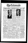 Colonnade May 29, 1934