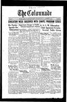 Colonnade November 12, 1934