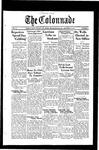 Colonnade December 10, 1934