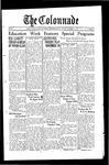 Colonnade November 11, 1935