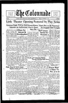 Colonnade November 18, 1935