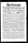 Colonnade January 20, 1936
