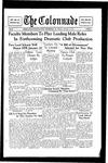Colonnade January 27, 1936