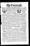 Colonnade May 18, 1936