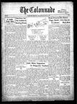 Colonnade October 17, 1936