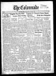 Colonnade November 9, 1936