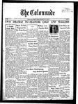 Colonnade November 14, 1936