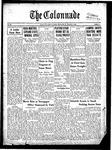 Colonnade December 5, 1936