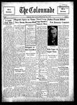 Colonnade December 12, 1936