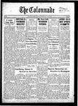 Colonnade January 30, 1937