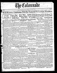 Colonnade October 16, 1937