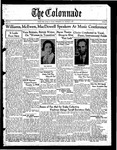 Colonnade November 6, 1937