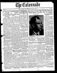 Colonnade November 20, 1937